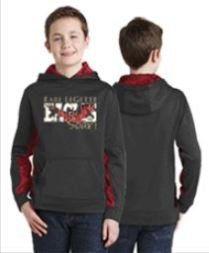 Youth Unisex Sport-Tek Hooded Sweatshirt